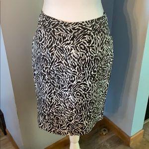 NWT Ann Taylor Loft skirt